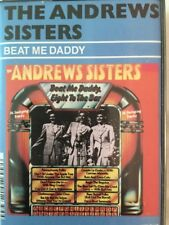The Andrews Sisters - Beat Me Daddy Eight To The Bar - Cassette Tape (C159)