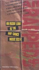 VHS:  AN INSIDE LOOK AT THE RAP/DANCE MUSIC SCENE