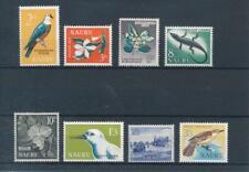 [56107] Nauru good set MNH Very Fine stamps