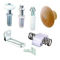 Prime-Line Products N 7283 Bi-Fold Door Repair Kit, For 7/8 in. Wide Track, Used