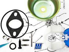 WHL-9  WHL-10C  Carburetor Kit for Parcar 7 HP Golf Kart Diagram Float Bowl WA28