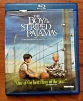 THE BOY IN THE STRIPED PAJAMAS – BLU-RAY MOVIE