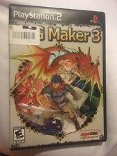 RPG Maker 3 (Sony PlayStation 2, 2005)