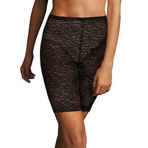 Maidenform Women's Sexy Lace Firm Control Thigh Slimmer #2004