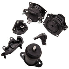 6pcs Engine Motor & Trans Mounts For Honda Accord 3.0L 03-07 Auto Trans A4526