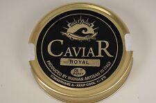 100g ROYAL Caviale MALOSSOL DAL weißen storione ITALIA + 1