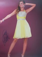 Sadie Robertson Signed Dwts 11x14 Photo Proof