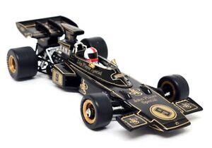 Quartzo 1/43 Lotus 72D Dave Walker British GP 1972 4023 Diecast Model F1 Car