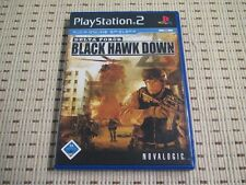 Delta Force black hawk down pour playstation 2 ps2 ps 2 * OVP *