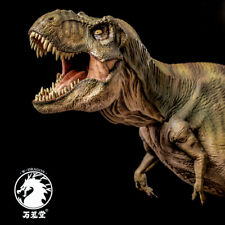 W-Dragon 1/35 Tyrannosaurus Rex Statue T-Rex Dinosaur Figure Animal Toy IN STOCK