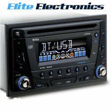 BOSS AUDIO 870DBI BLUETOOTH 2-DIN MECHLESS CD USB MP3 SD AUX CAR PLAYER RECEIVER
