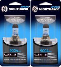 GE Lighting 9004NHS/BP Nighthawk Sport Automotive Replacement Bulbs, 2-Pack