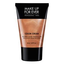 MAKE UP FOR EVER Face & Body Color Cream  ME 710 COPPER  Brand New In Box