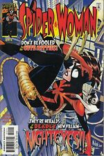 SPIDERWOMAN 14...VF/NM...2000...John Byrne..Randy Elliott...Bargain!