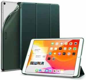 "ESR Premium Rebound TPU Trifold Smart Case For iPad 10.2"" 2019 Jelly Pine Green"