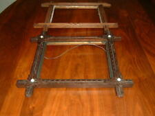 New ListingTwo Victorian Picture Frames One With Leaves & One With Lineal Cuts
