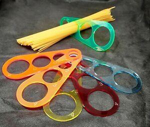 Spaghetti Pasta Noodle Measure serving tool