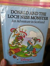 Donald and the Loch Ness Monster: An Adventure in Scotland Disney