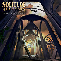 SOLITUDE AETURNUS In Times Of Solitude CD ( 200727 )                Doom Metal