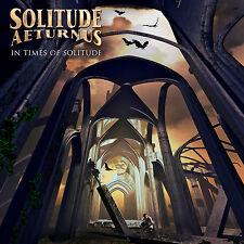 SOLITUDE AETURNUS - In Times Of Solitude - CD - 200727