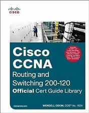 Cisco CCNA Routing and Switching 200-120 by Wendell Odom (Hardcover) new