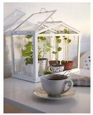 Mini Greenhouse Indoor Gardening Accessories Equipments Supplies White