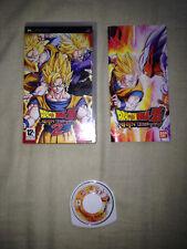 Dragon Ball Shin Budokai 2 PSP PAL ESPAÑOL