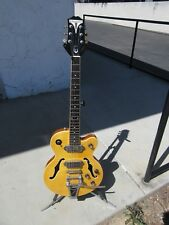 Epiphone Wildkat Semi Hollowbody Electric Guitar With Bigsby