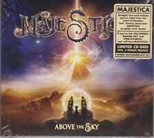 MAJESTICA 2019 CD - Above The Sky + 2 (Ltd.Digi.) Sabaton/Reinxeed/Dreamtale NEW
