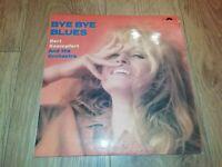 BERT KAEMPFERT AND HIS ORCHESTRA * BYE BYE BLUES * VINYL LP 1965 EXCELLENT