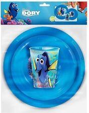 Mobiliario y decoración infantil de cocina y comedor color principal azul de plástico