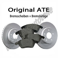 ATE Bremsscheiben + ATE CERAMIC Bremsbeläge vorne BMW 5er E39  296x22mm