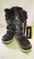 Sperry Rain/Snow Thinsulate Women's Boots Black 6M
