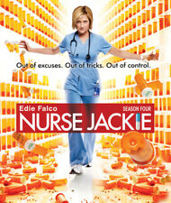 Nurse Jackie: Season 4 [New Blu-ray] Digital Theater System, Subtitled, Widesc