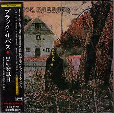 BLACK SABBATH:BLACK SABBATH/ PAPERSLEEVE CD
