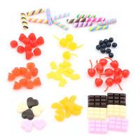 Kawaii PVC Fake Cherry Artificial Fruit Plastic Mini Cherry Simulation Food  Cw