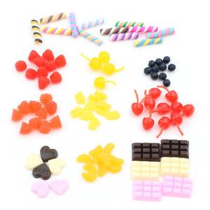 Kawaii PVC Fake Cherry Artificial Fruit Plastic Mini Cherry Simulation Food ^qi