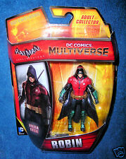 BATMAN DC MULTIVERSE ROBIN TIM DRAKE UNIVERSE GOTHAM ARKHAM LEGENDS HOT