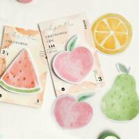 Pear Lemon Sticker Beitrag Lesezeichen Marker Notizblöcke Haftnotizen E2B7