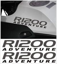 2 Stck R1200 Adventure Aufkleber  f. BMW Fahrer GS (02)