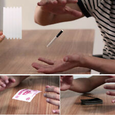 Invisible Elastic Stretch Hidden Coil Thread Loops Haunted Magic Tricks Float XS