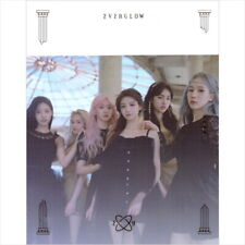 Everglow - Hush (2nd Single) CD+Booklet+Photocard+Post Card New Sealed