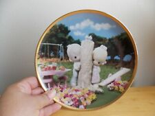 1995 Precious Moments Thee I Love Collector's Plate