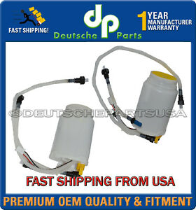 Porsche Cayenne Electric Fuel Pump (In Tank) L + R 95562093101 95562093201 Set 2