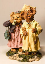 Boyds Bearstone: Momma Berriproud with Jamie - 227755 - Sieze The Day