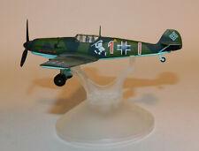 Corgi Legends 1:72 Messerschmitt BF 109E Airplane +Stand Luftwaffe JG 26 Diecast