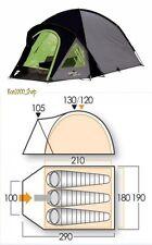 Tenda da campeggio 3 posti VANGO Sigma 300