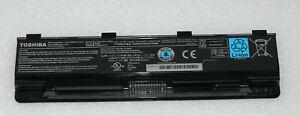 NEW GENUINE TOSHIBA SATELLITE C50D C50 C50t C55 C55D C55Dt BATTERY PA5109U-1BRS