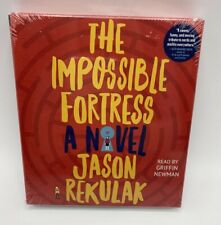 Audiobook The Impossible Fortress A Novel By Jason Rekulak 7 Disc CD New