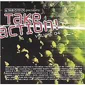 VARIOUS ARTISTS Take Action!, Vol. 4 DOUBLE CD ALBUM  NEW -STILL SEALED SUB CITY